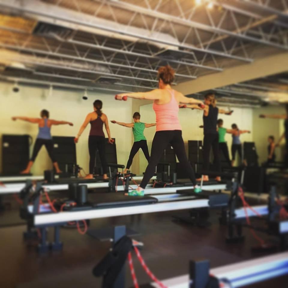 IM=X Pilates & Fitness Little Rock