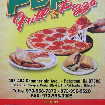 Peps Grill Family Restaurant Paterson Nj