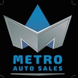 Metro Auto Sales >> Metro Auto Sales Used Car Dealers 9241 Baltimore St Ne Blaine