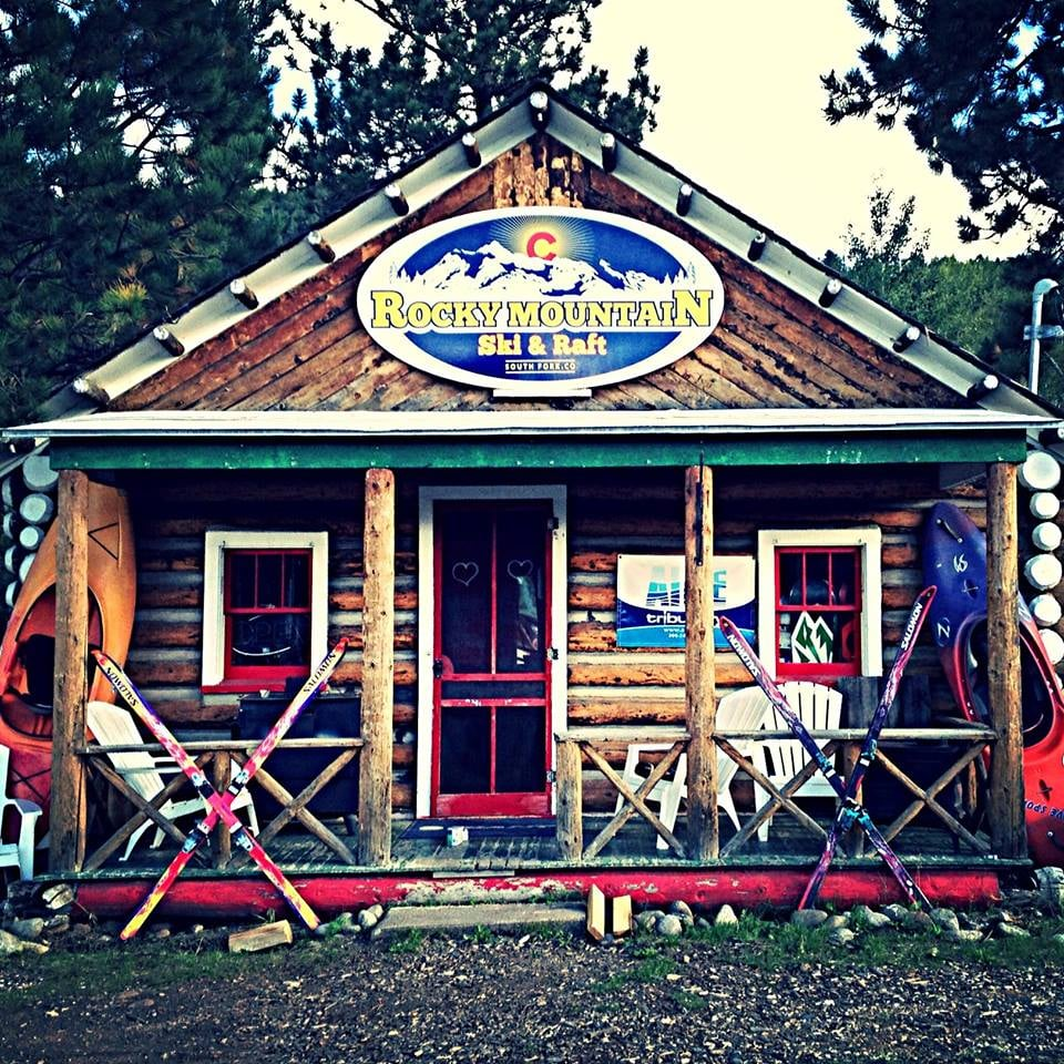 Rocky Mountain Ski and Raft: 30411 W US Hwy 160, South Fork, CO