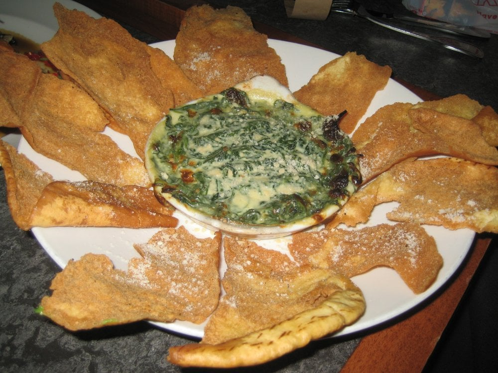 Spinach Cheese Appetizer Yelp