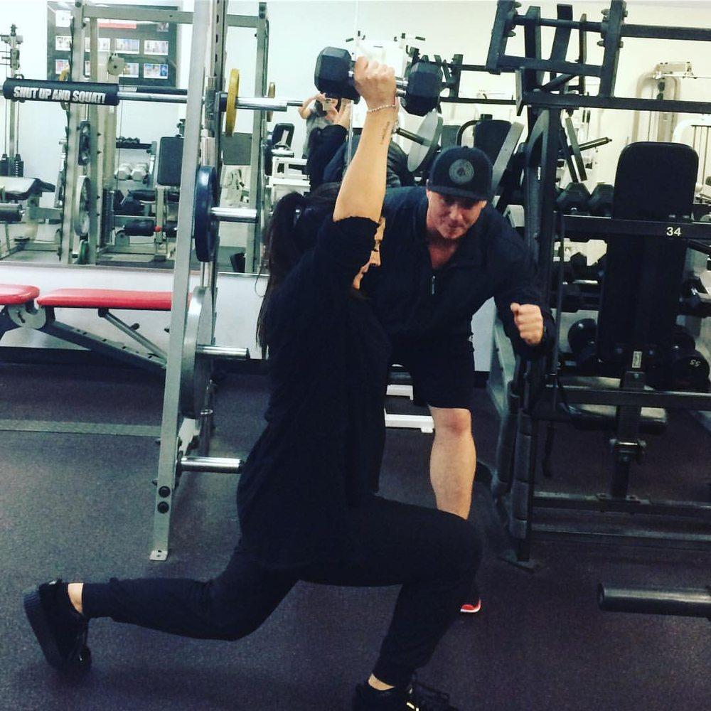 Sean Carden Fitness