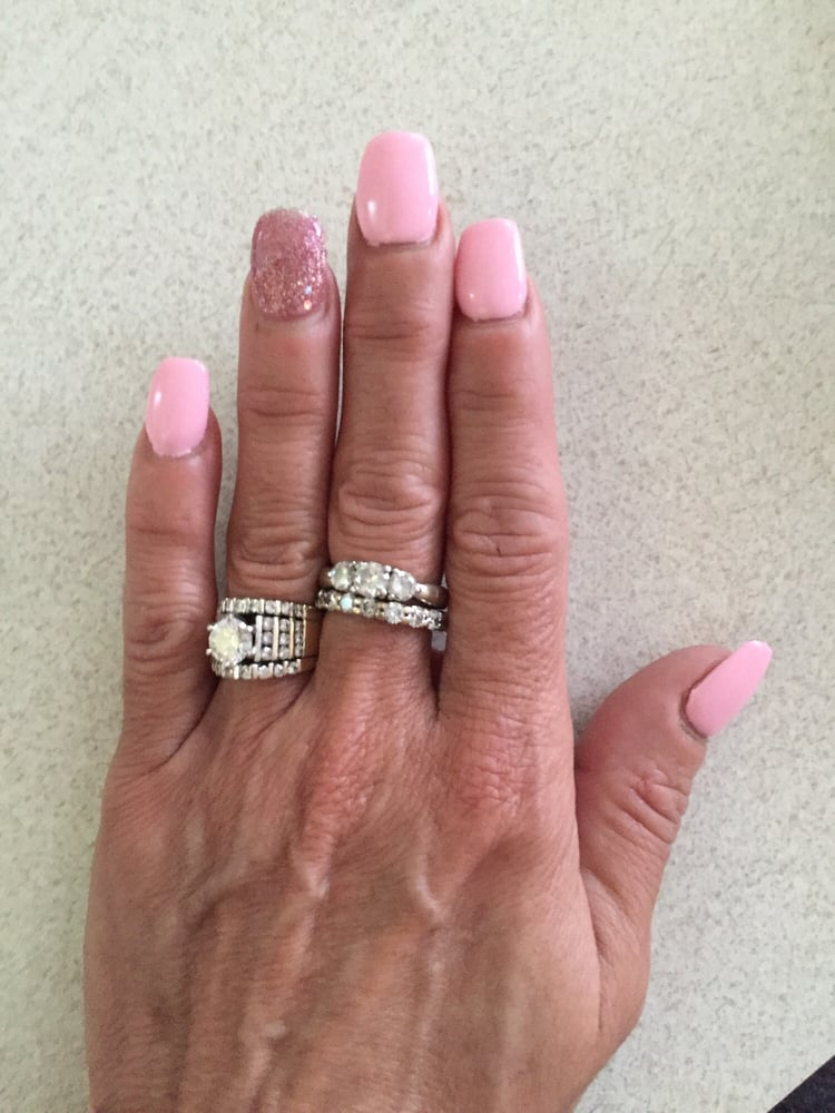 Nails For Easter By American Nails