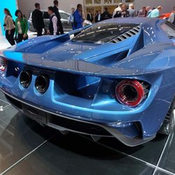 Photo Of Clive Sutton London United Kingdom Ford Gt Supercar