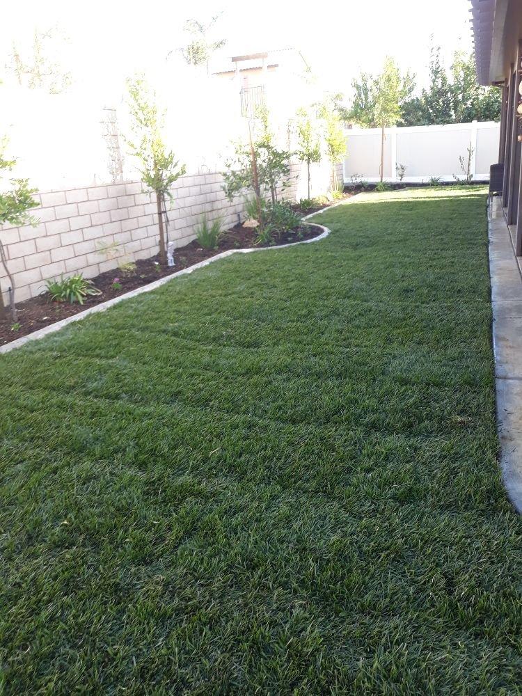 Green Leaf Landscaping And Maintenance: Redlands, CA