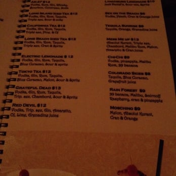 Photo Of The Velvet Rope Lounge Brooklyn Ny United States Great Menu