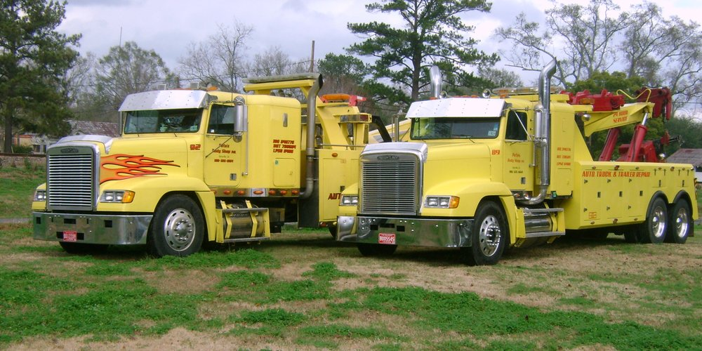 Towing business in Reserve, LA