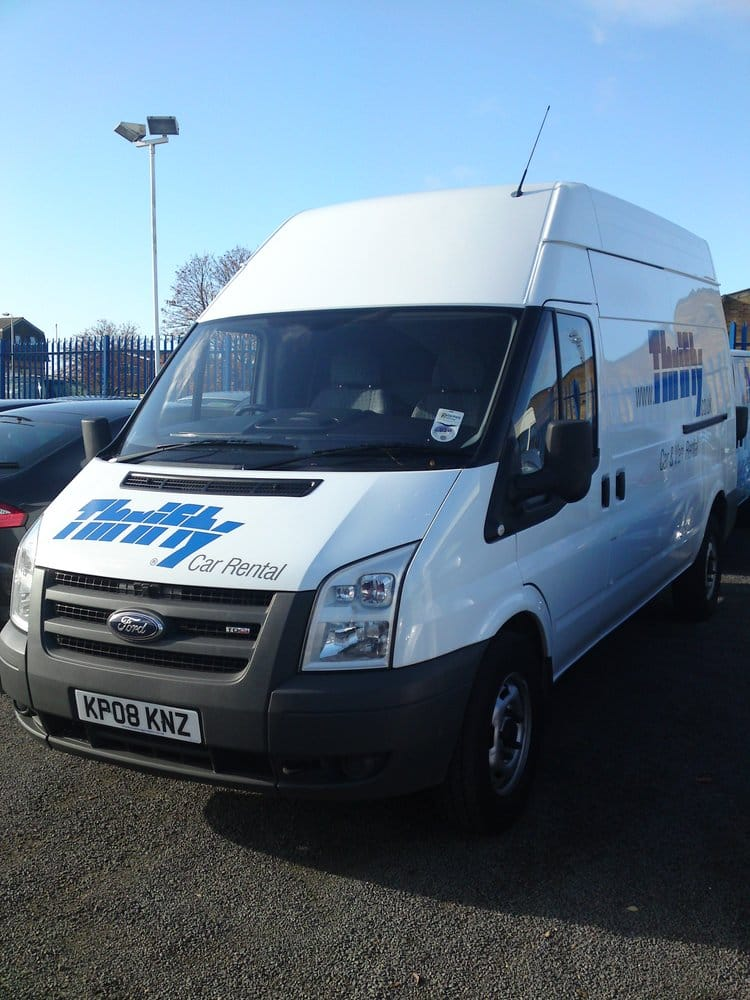 22ff63b54811be Wide range of different van sizes available - Yelp