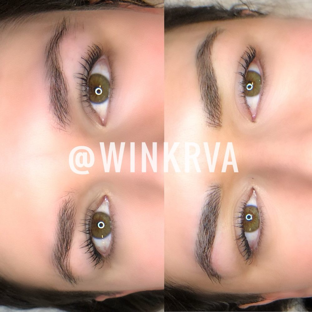 Wink Beauty and Brow Bar: 2613 W Cary St, Richmond, VA