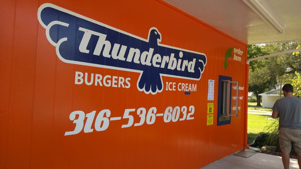 Thunderbird: 719 Main St, Towanda, KS