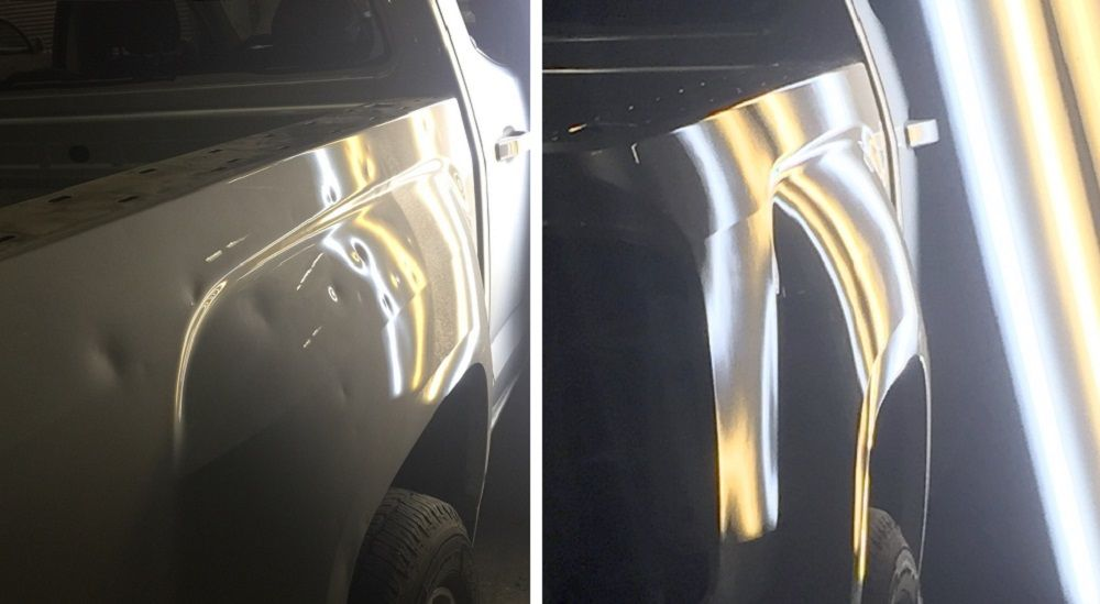 Nomadic Paintless Dent Repair