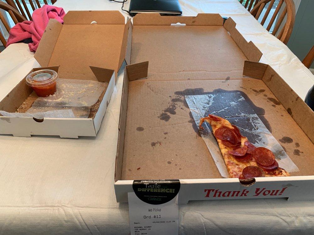 Block City Pizza: 19085 W Main St, Huntingdon, TN