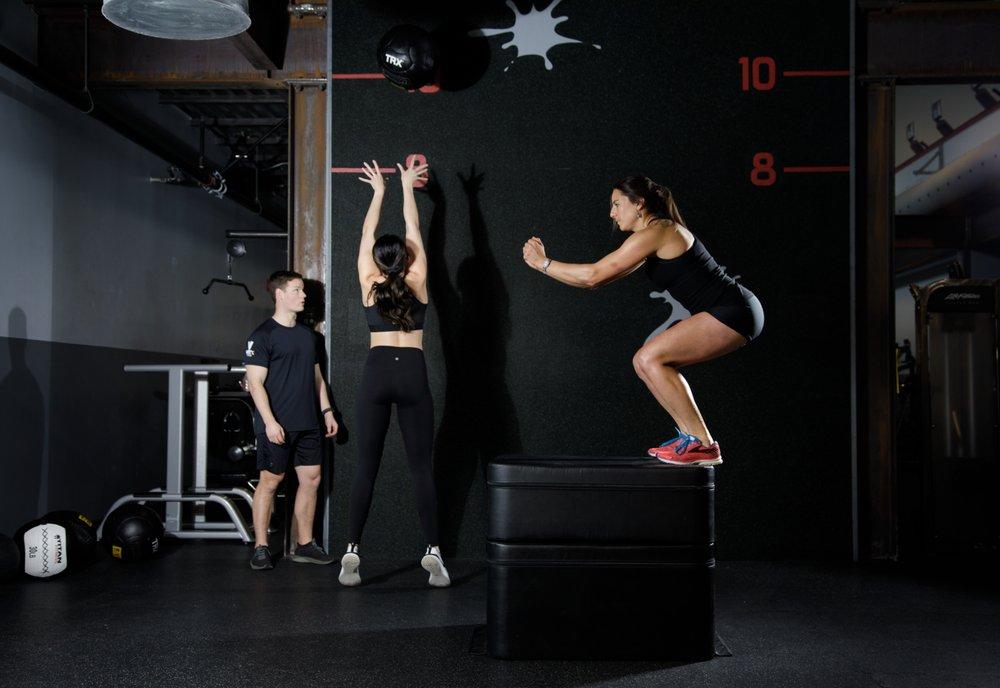 VRTX Fitness: 255 S Russell St, Missoula, MT