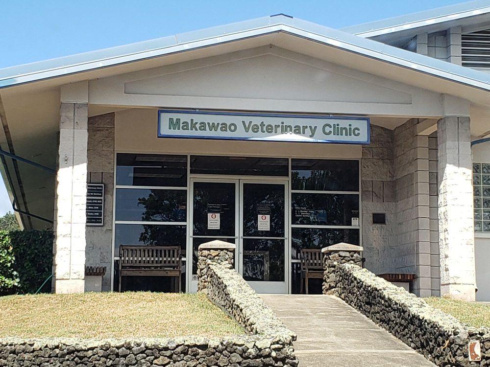 Makawao Veterinary Clinic: 444 Makawao Ave, Makawao, HI