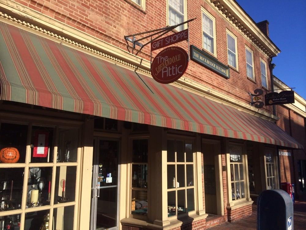 Shenandoah Attic: 17 S Main St, Lexington, VA