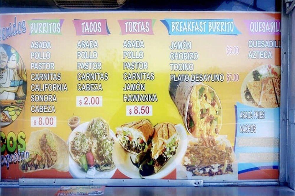 Tacos El Coqueton: 41098 W Indian School, Tonopah, AZ