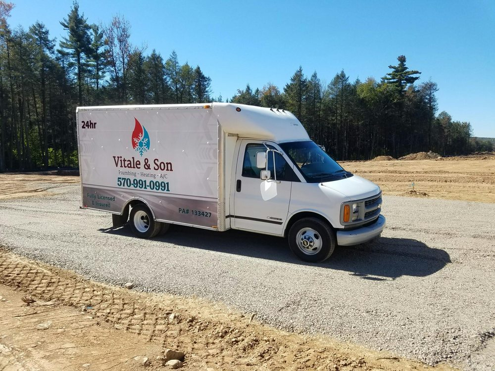 Vitale & Son Plumbing, Heating and A/C: Tobyhanna, PA