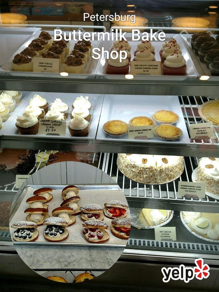 Buttermilk Bake Shop: 257 E Bank St, Petersburg, VA
