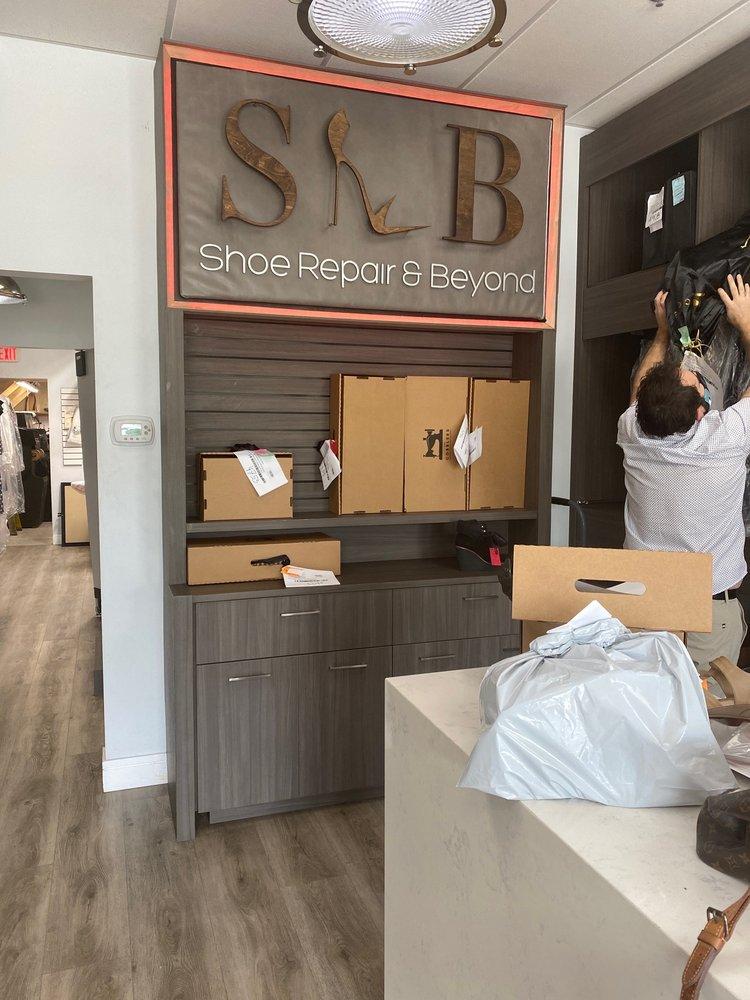 Shoe Repair and Beyond
