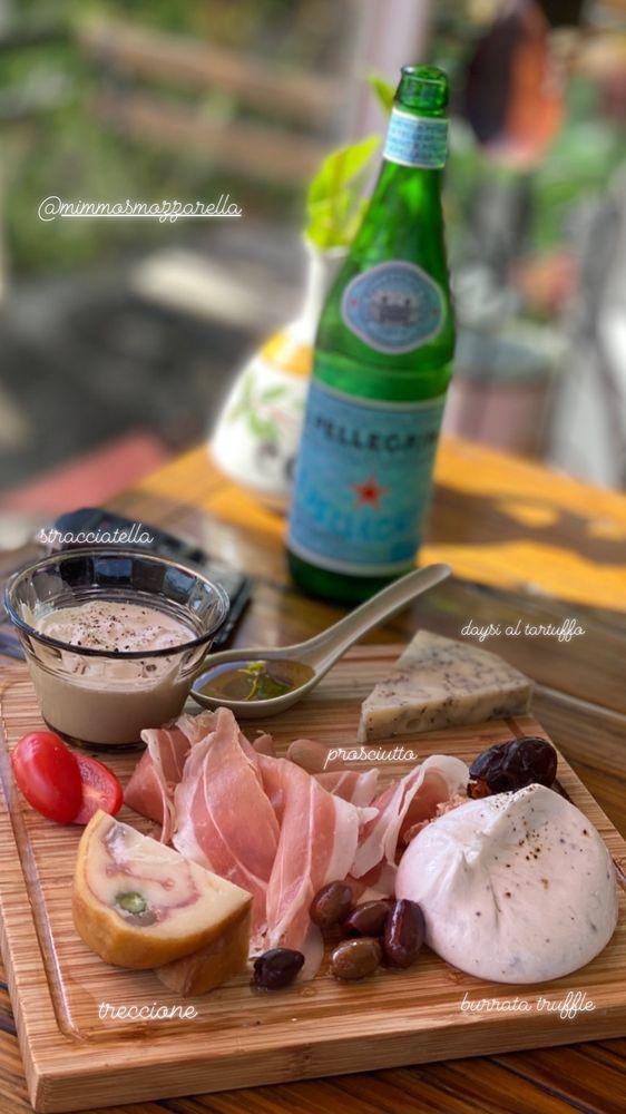 Mimmo's Mozzarella Italian Market: 475 NE 123rd St, North Miami, FL