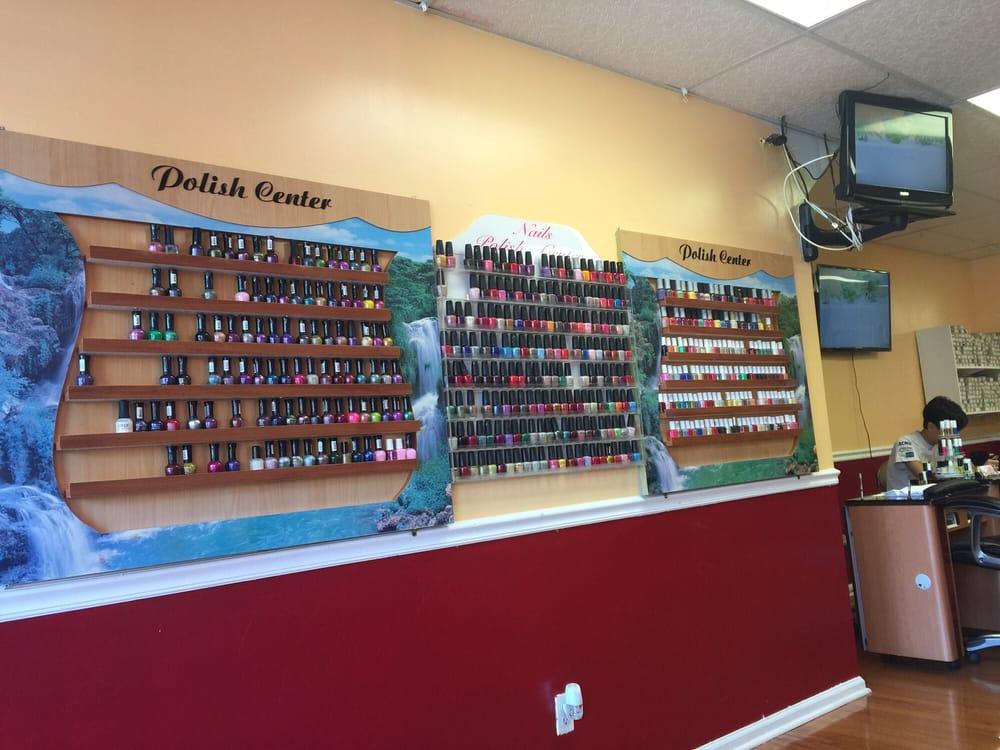 O P Nails: 500 E Providence Rd, Aldan, PA