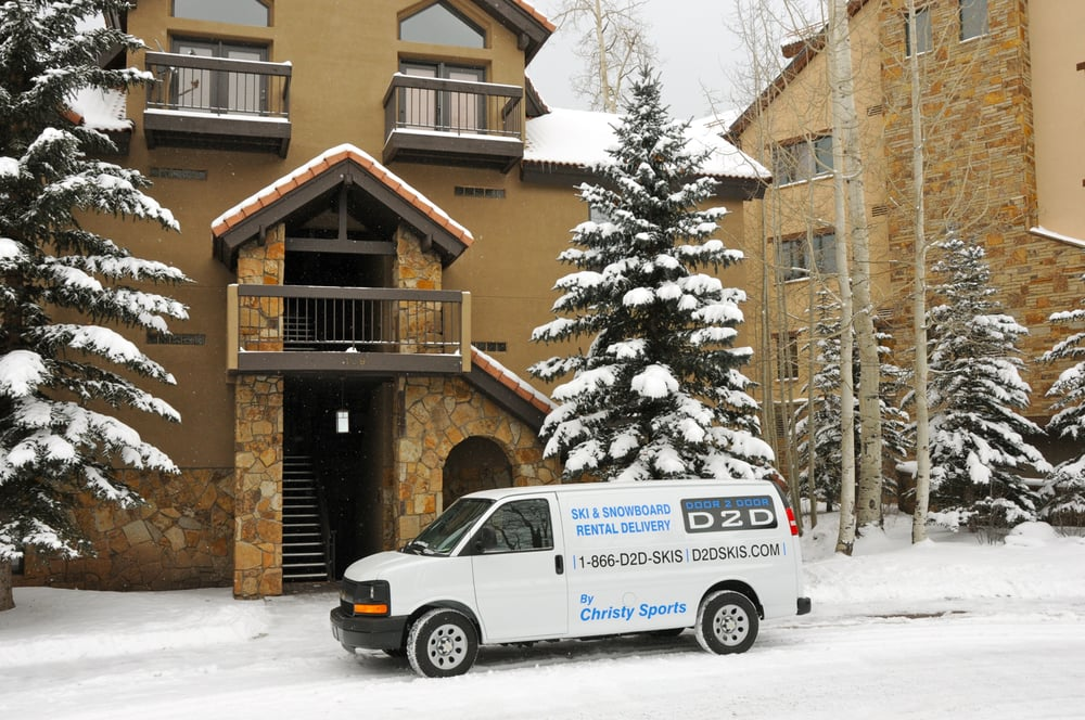 Door 2 Door Ski & Snowboard Rental Delivery