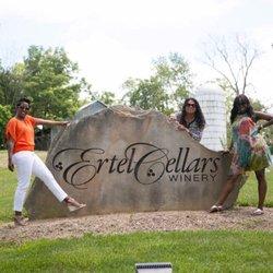Photo of Ertel Cellars Winery - Batesville IN United States. Pam is an & Ertel Cellars Winery - 36 Photos u0026 30 Reviews - Wineries - 3794 E ...