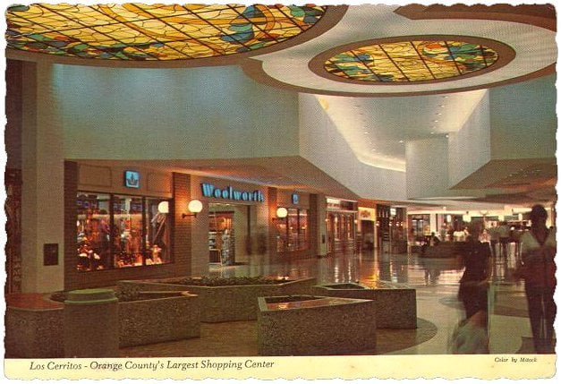 The Woolworth S Back In The 1970s What Other Mall Had