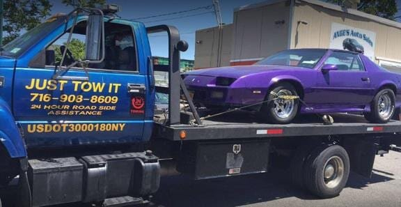 Towing business in Buffalo, NY