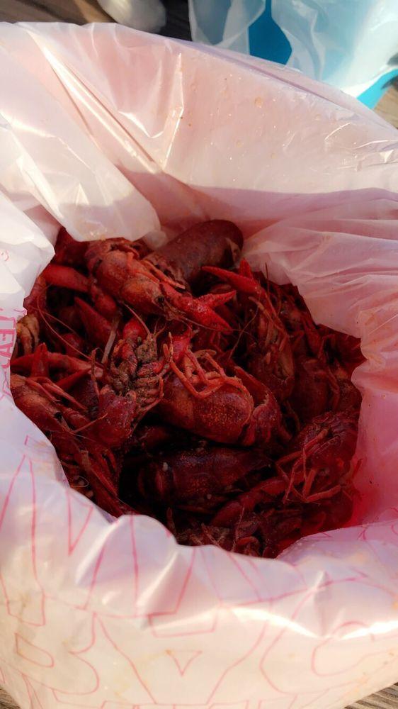 Calhoun's Crawfish Co: 4619 Fm 565 Rd S, Baytown, TX