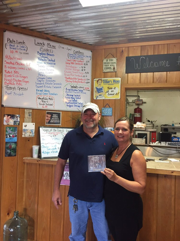 Gates Restaurant: 404 3rd Ave NW, Aliceville, AL