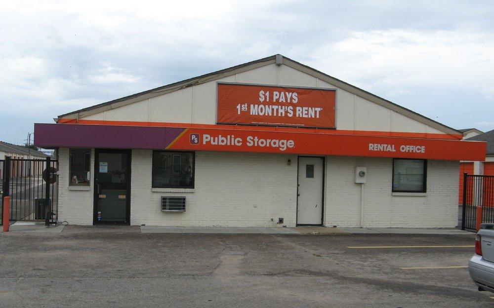 Public Storage: 1201 W Carey Ln, Wichita, KS