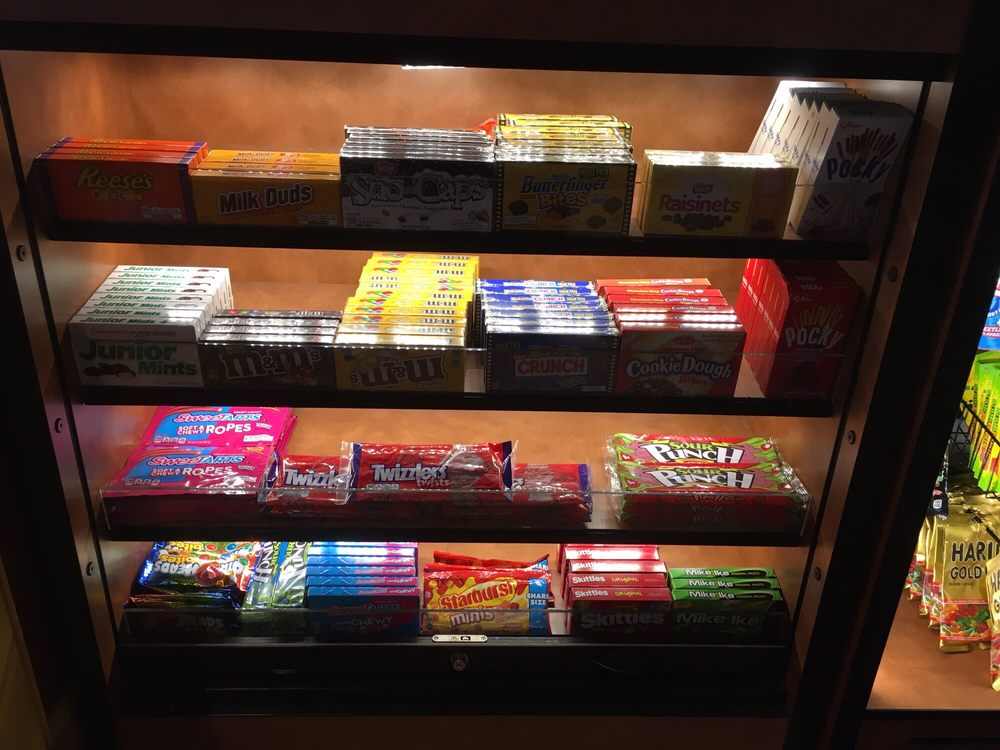 Big Candy Selection