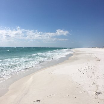 Photo Of Navarre Beach Fl United States Look At That White