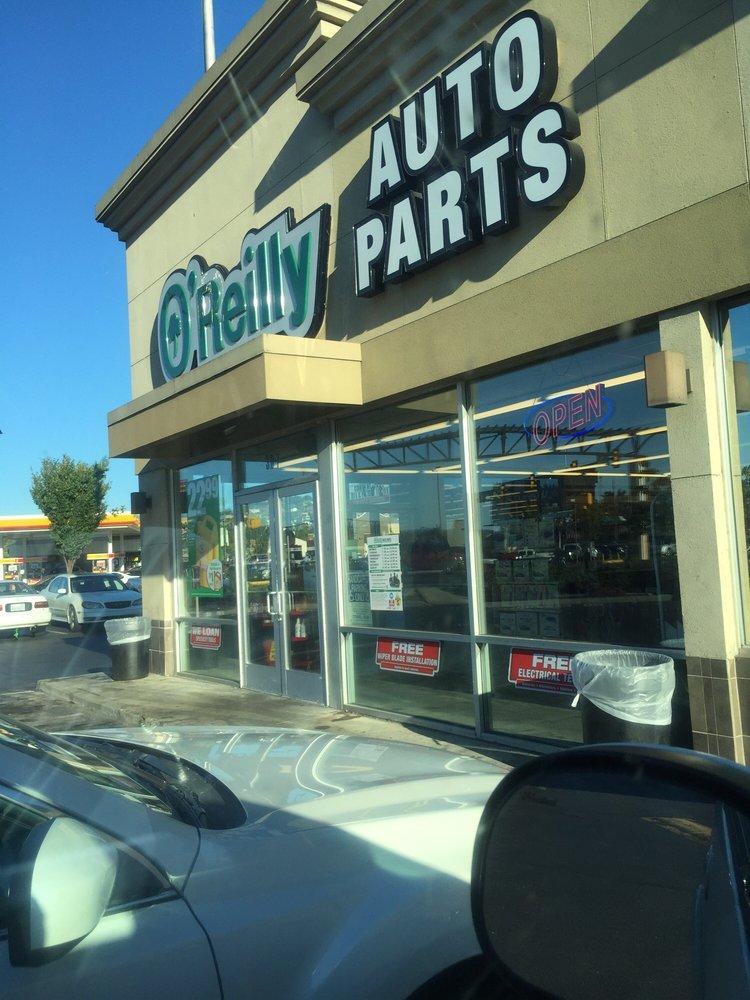 O'Reillys Auto Parts: 307 Rainier Ave S, Renton, WA