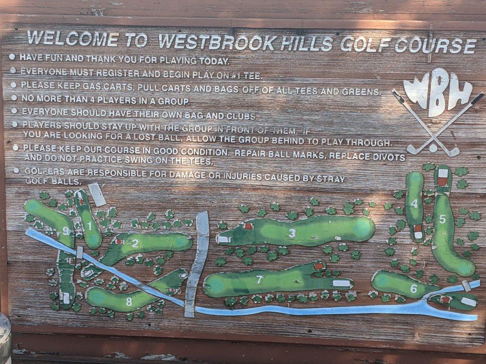 Westbrook Hills Golf Course: 1225 American Legion Dr, Plain, WI