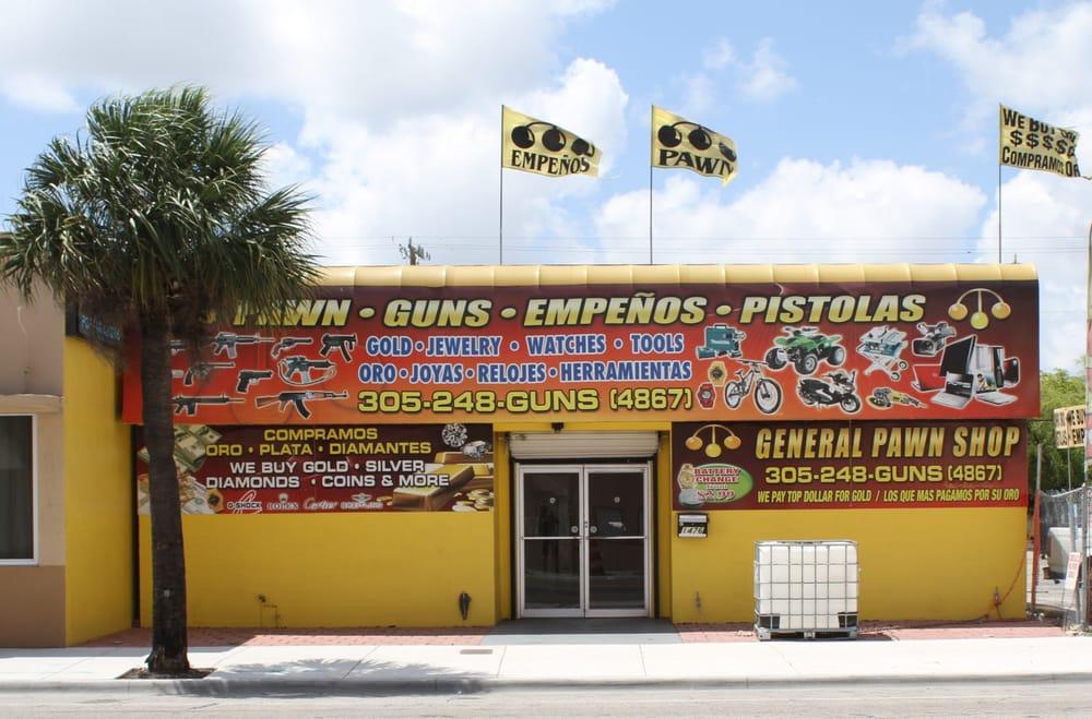 General Pawn and Gun Shop