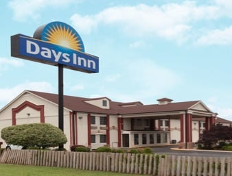 Days Inn by Wyndham Shawnee: 5107 North Harrison Street, Shawnee, OK