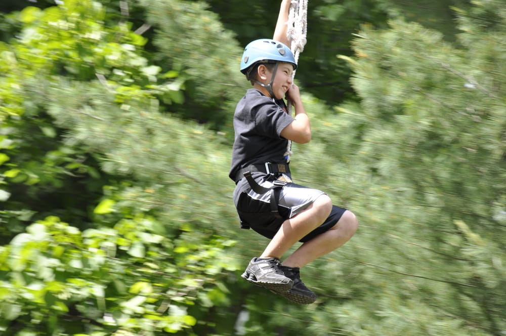 Character Challenge Course: 13218 County Rd 40, Park Rapids, MN
