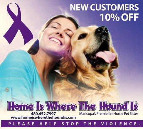 Home Is Where The Hound Is: Maricopa, AZ