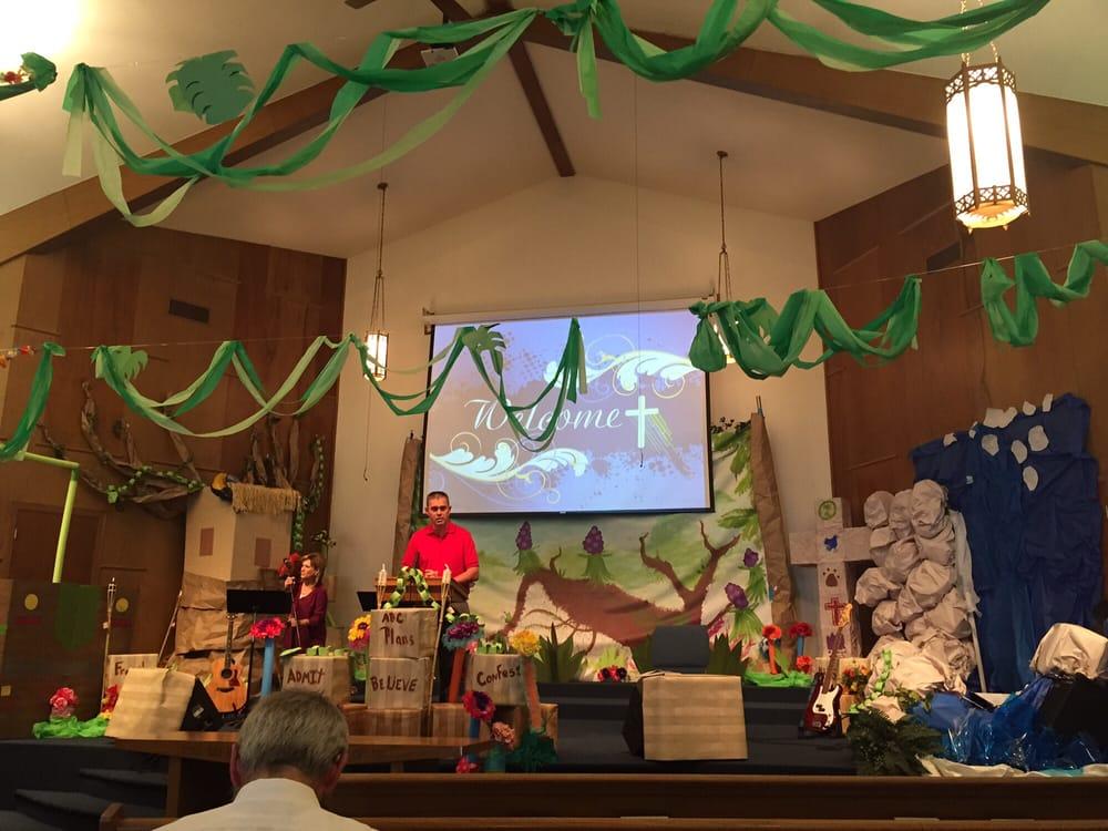 Emmanuel Baptist Church: Austin & Pennsylvani, Webb City, MO