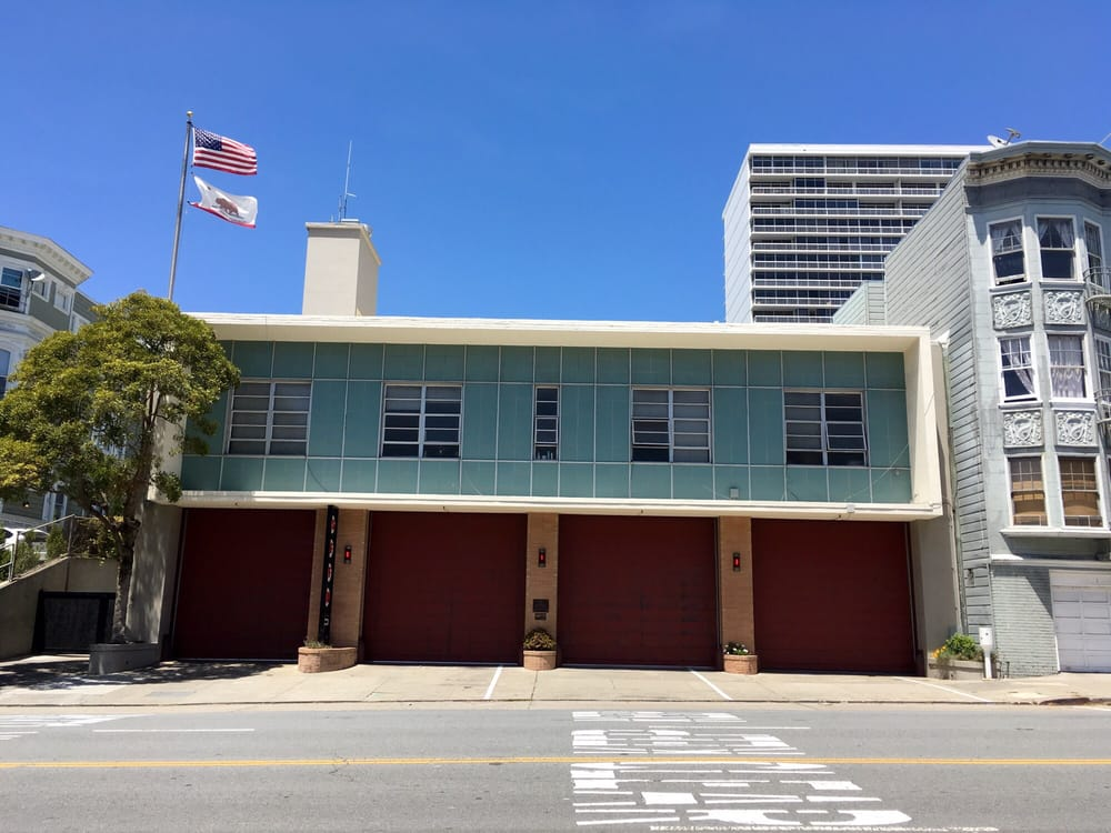 San Francisco Fire Department - Station 38: 2150 California St, San Francisco, CA