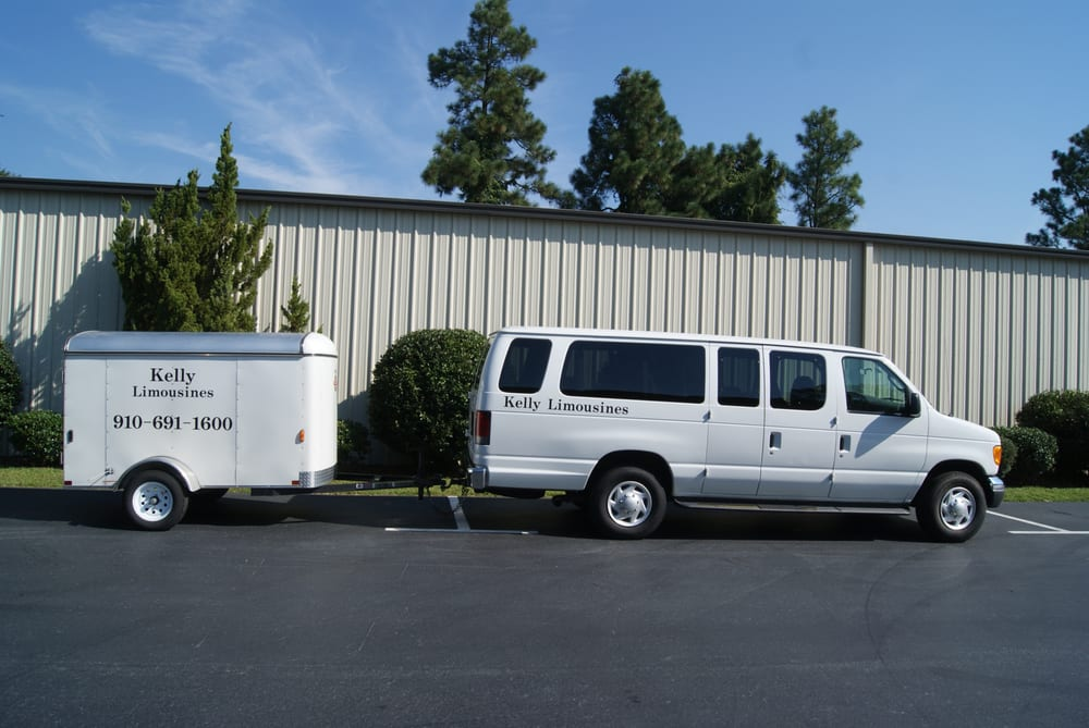 Kelly Limousines: Pinehurst, NC