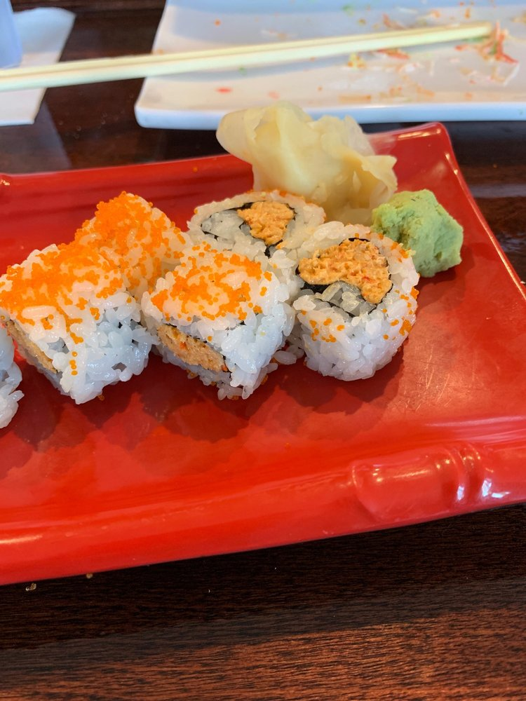 Kazu's Sushi: 5706 Main St, New Port Richey, FL