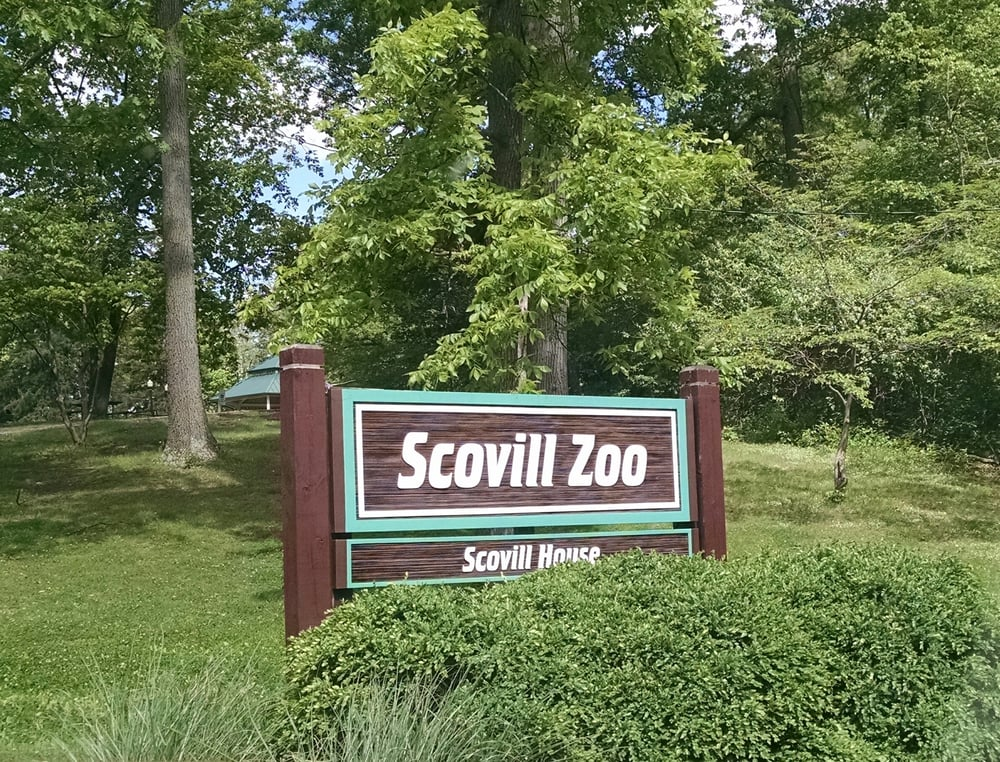 Scovill Children's Zoo: 71 S Country Club Rd, Decatur, IL
