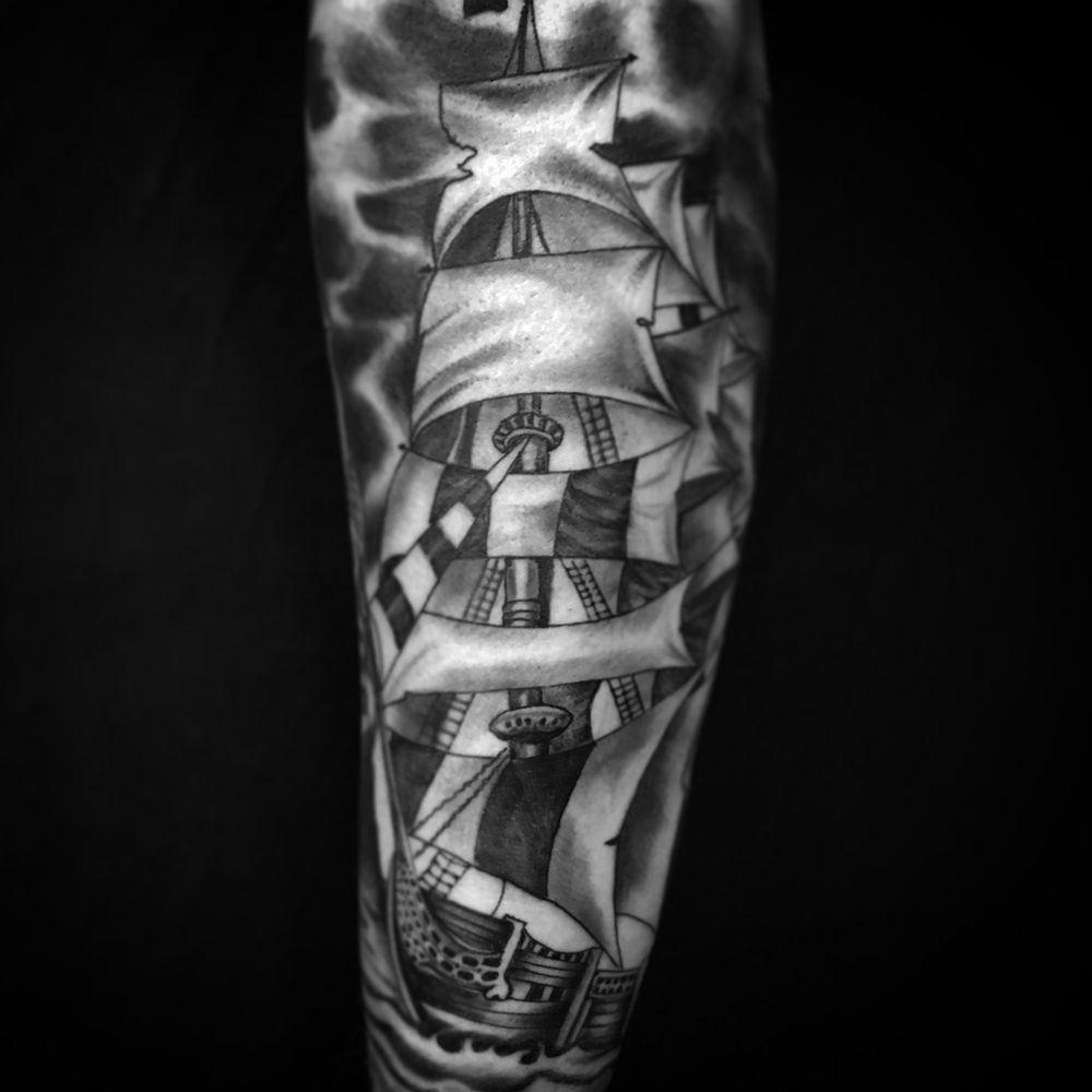 Eternal Art Tattoo Gallery: 676 Larkfield Ctr, Santa Rosa, CA