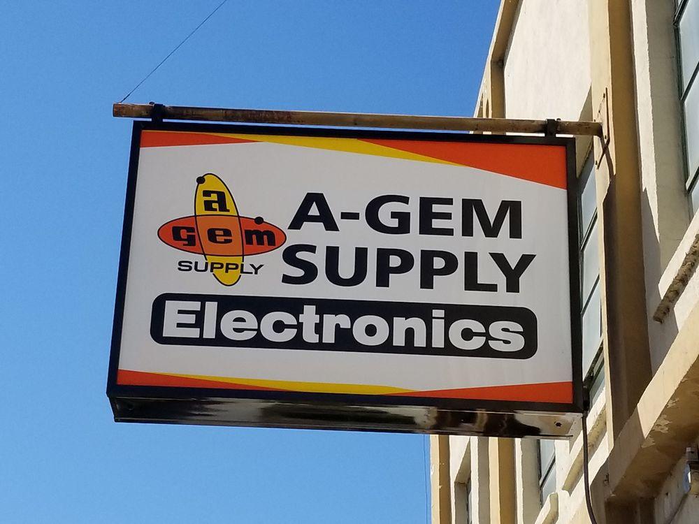 A-Gem Supply: 715 Albany St, Caldwell, ID