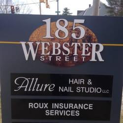 Photo Of Allure Hair Nail Studio Lewiston Me United States