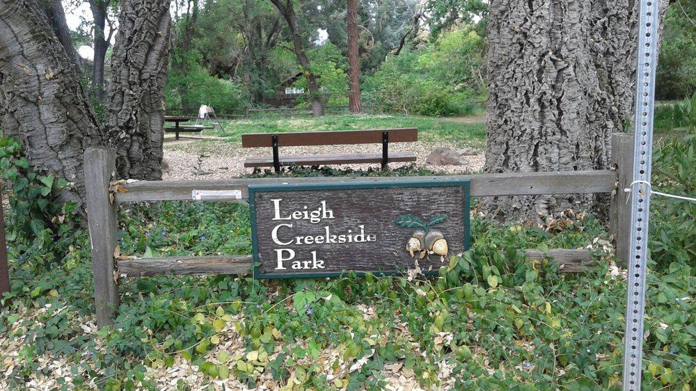 Leigh Creekside Park: 4th St & Moraga Blvd, Lafayette, CA