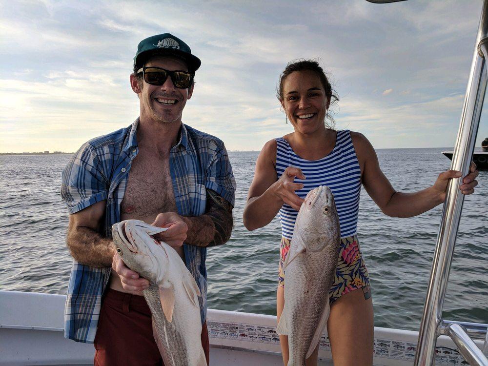 Yellow Dawg Fishing: 1200 Main St, Daytona Beach, FL
